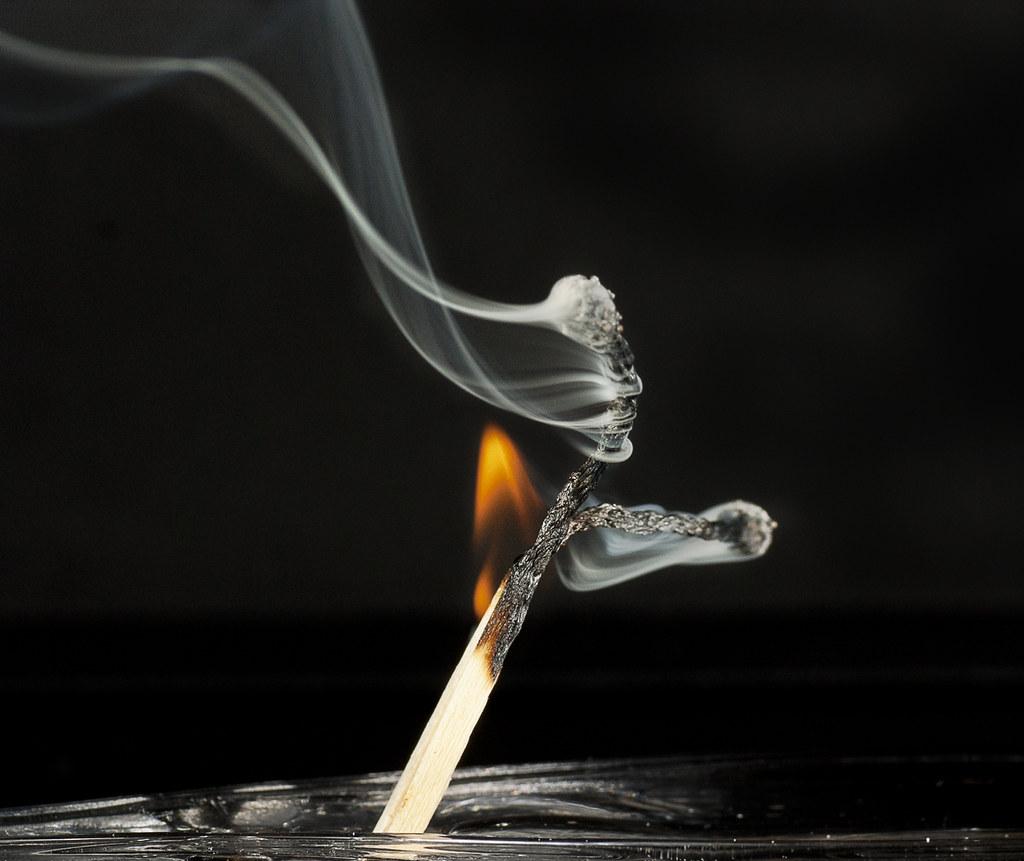 Danza ardiente / Burning dance