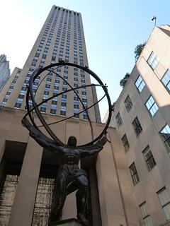 Foto del Rockefeller Center (Nueva York)