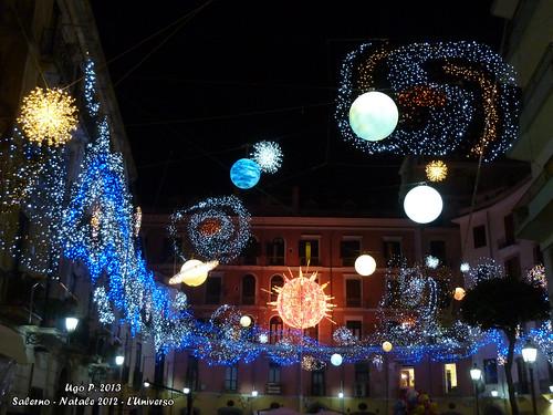 Salerno - Natale 2012 - L'Universo
