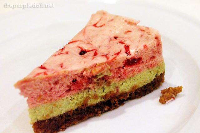 Strawberry Cheesecake P95