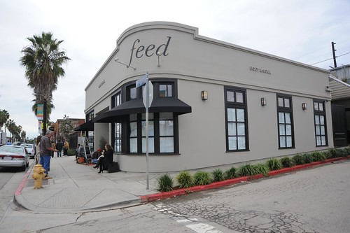 Feed 'Body and Soul' on Abbot Kinney