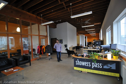 Showers Pass HQ