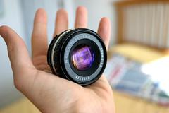 OM Zuiko 28mm f/2.8