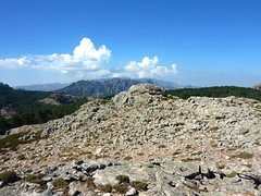 Bergeries de Luviu : de la pointe 1221, Alcudina et Bavedda