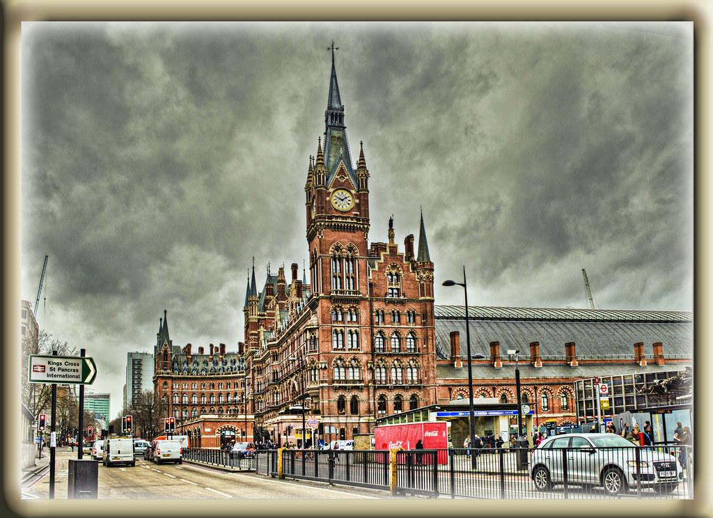 Hotels Around Euston Station London
