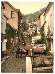 [High Street, Clovelly, England]  (LOC)