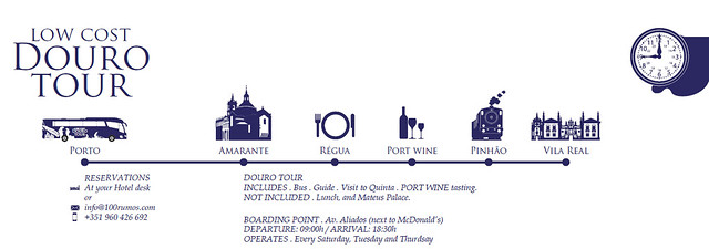 Tour Douro Low Cost