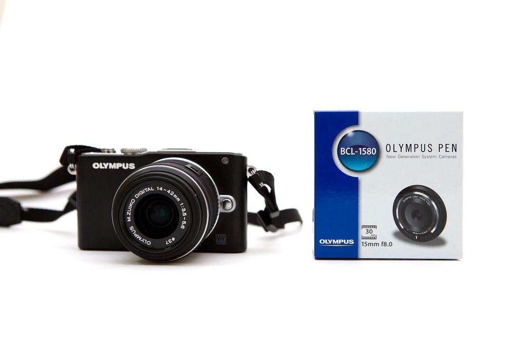 可拍照的鏡頭蓋 OLYMPUS BCL-1580 – 15mm f8 @3C 達人廖阿輝