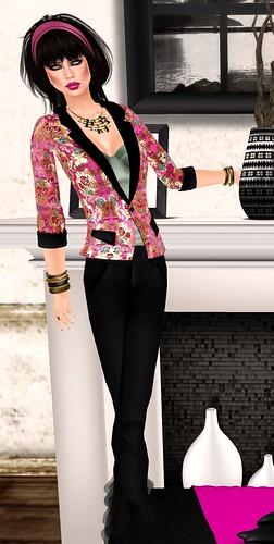 Pink Brocade2