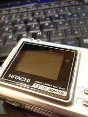 HITACHI HDC-303X