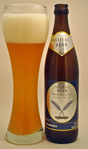 Co-operative Wheat Beer