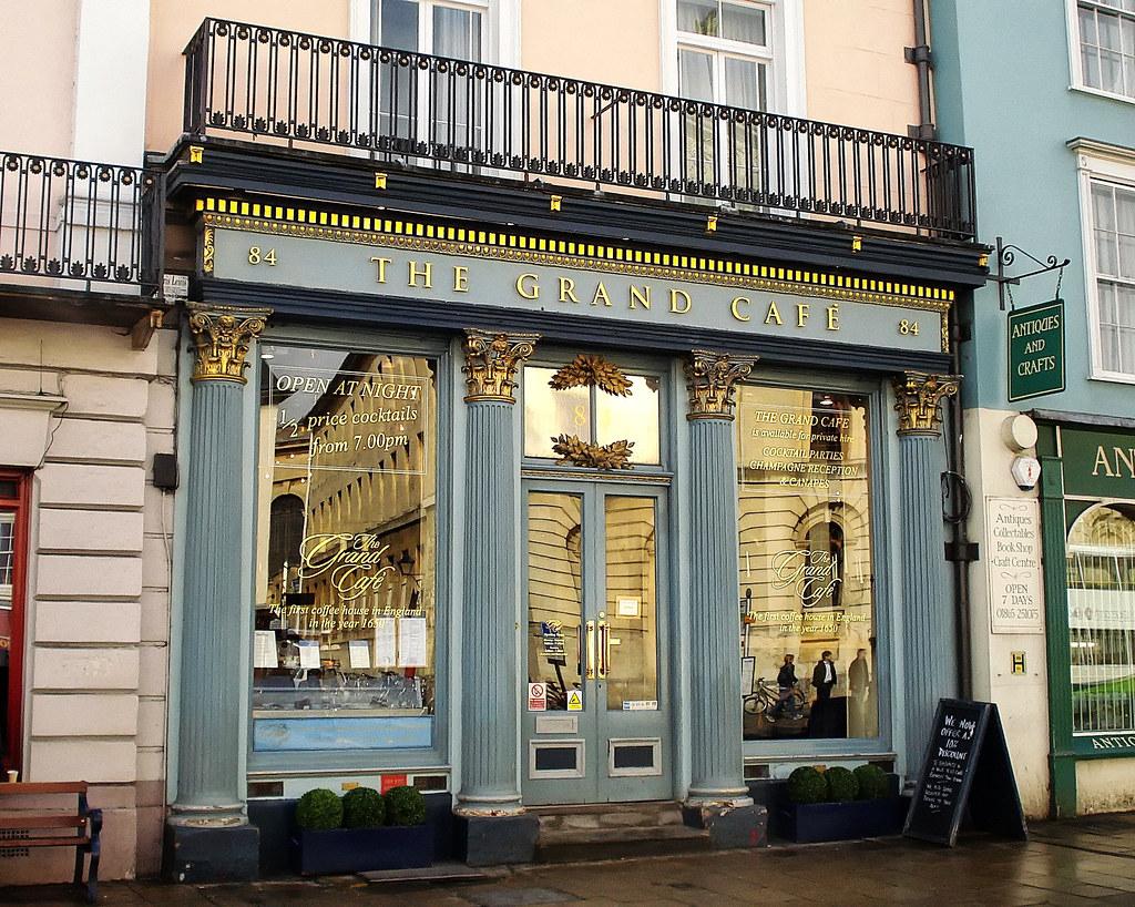 Grand Café, Oxford