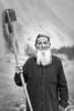 Elderly Yazgulomi peasant by damonlynch