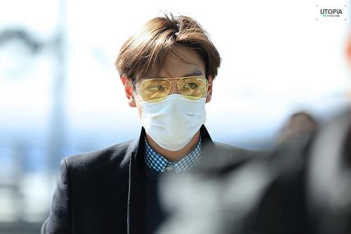 UTOP HQ TOP leaving Seoul 2015-03-13