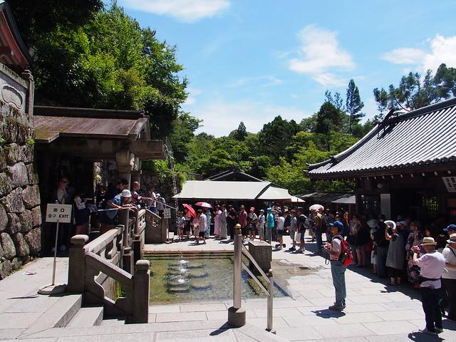 清水寺的音羽の滝