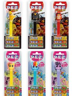 台北國際玩具創作大展2016 參展廠商介紹:PEZ 皮禮士貝思玩偶水果糖