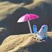 Yeti's Beach by legojeff