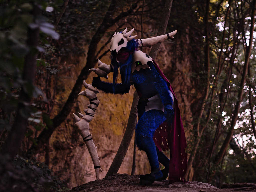 related image - Shooting Kindred - League of Legends - Bords de la Luynes - Gardanne - 2016-08-21- P1540138