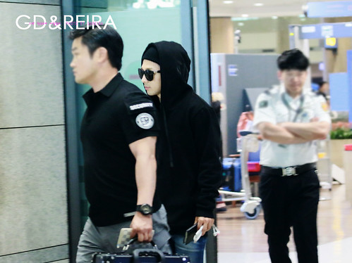 Big Bang - Incheon Airport - 01jun2015 - GDREIRA - 17