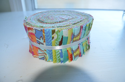 De-stash Amy Butler Soul Blossoms Jelly Roll