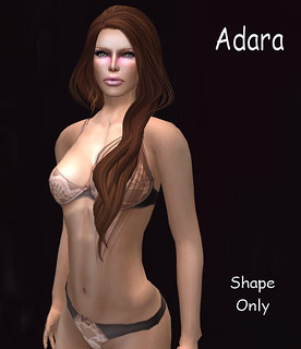 Adara - External Appearance Shapes