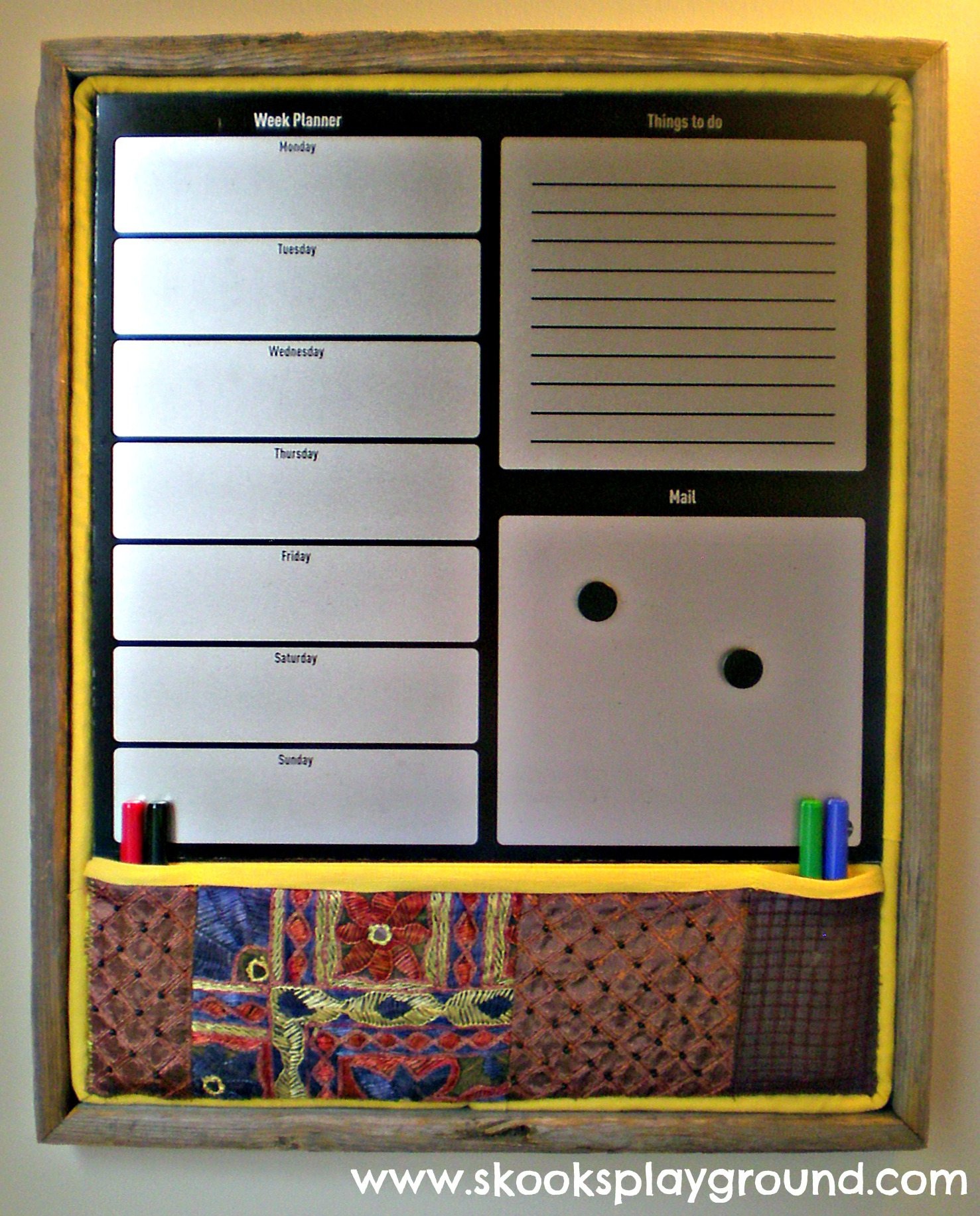 Message Board Makeover