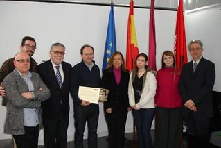 Entrega de los Premios Cortos Solidarios