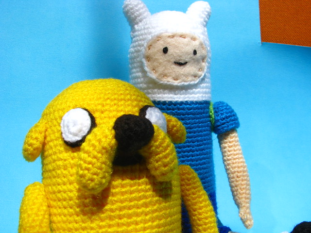 Finn & Jake, Adventure time