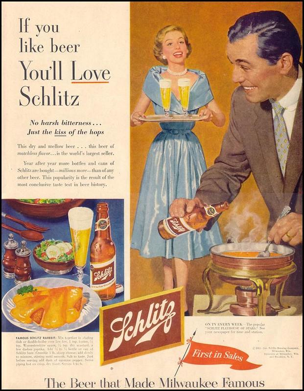 Schlitz-1953-party