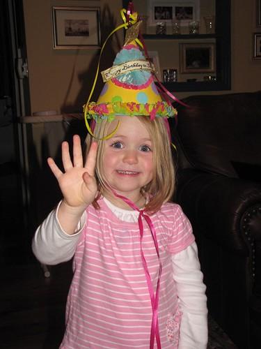 Anna is FOUR
