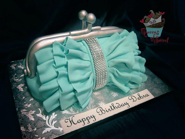 Pocketbook Birthday Cakes