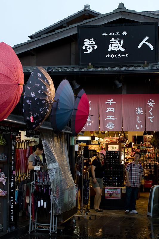 Rainy Arashiyama 2
