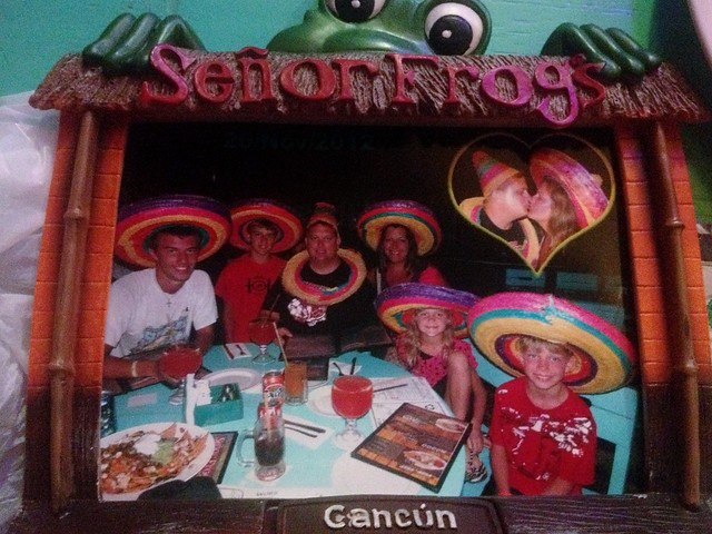Chase's 10th Birthday- Senor Frogs