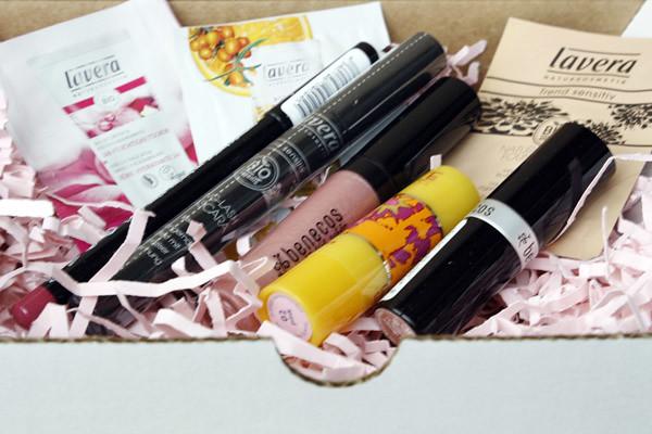True Beauty Box - contents