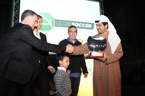 Mauro Tassotti and Ahmed Al Sharif