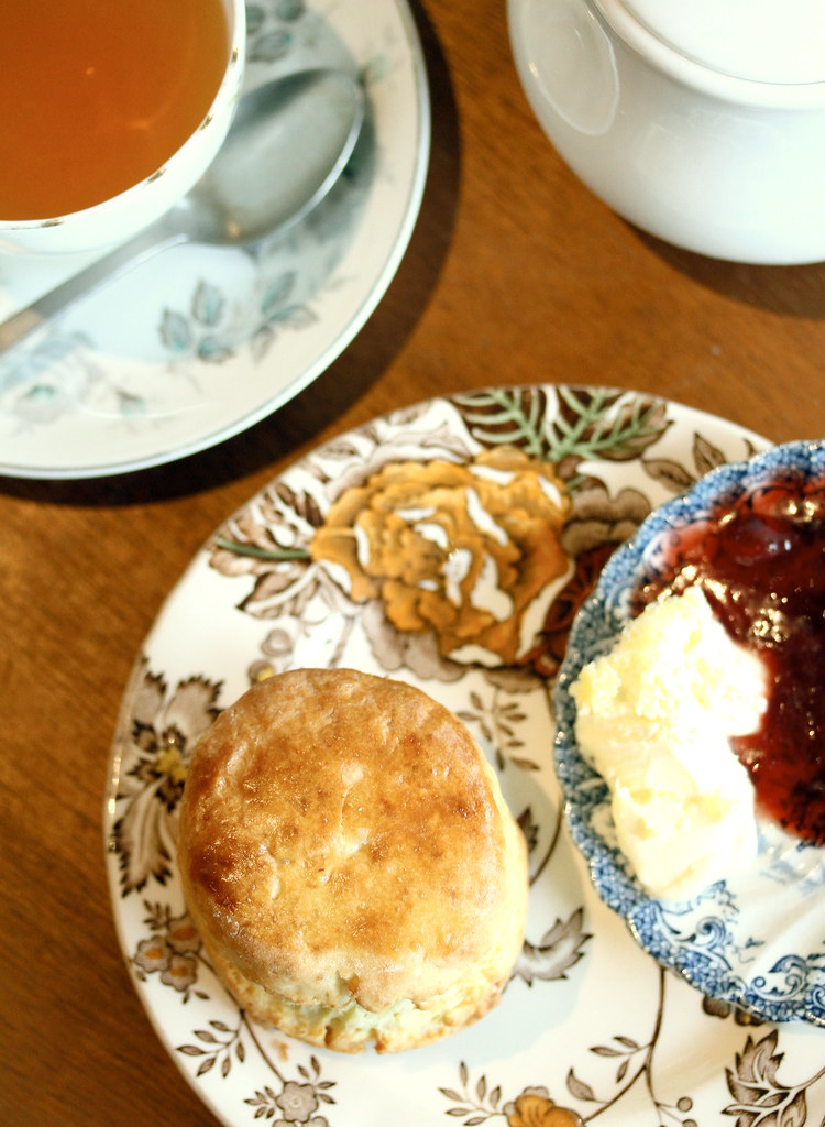Carpenter and Cook's Plain Scone