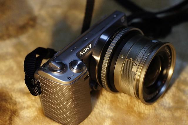 逝く玉、クル玉、2012年を振り返る17 NEX-5N CONTAX Biogon 21mm F2.8