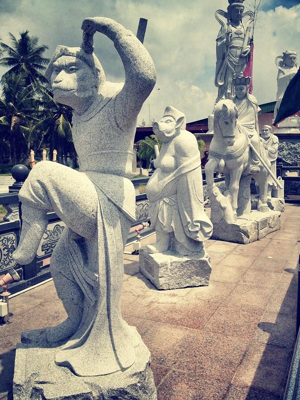 Tua Pek Kong Temple at Kampung Pasir Panjang, Sitiawan