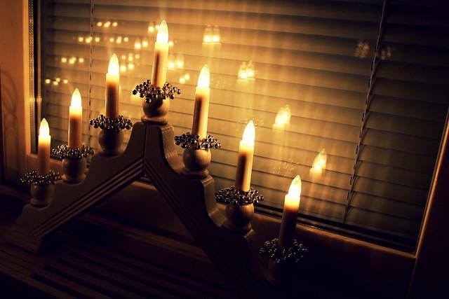 kynttelikkö