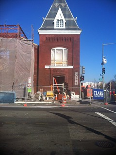 O St Market Construction