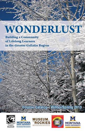 Wonderlust spring catalog