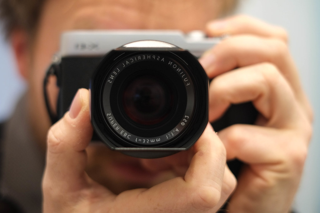 New camera