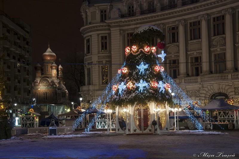 Căsuța lui Moș Crăciun