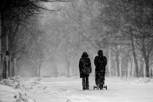 A Winter in Montreal : Ideal Weather for a Walk