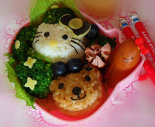 HELLO KITTY BENTO 6/2012
