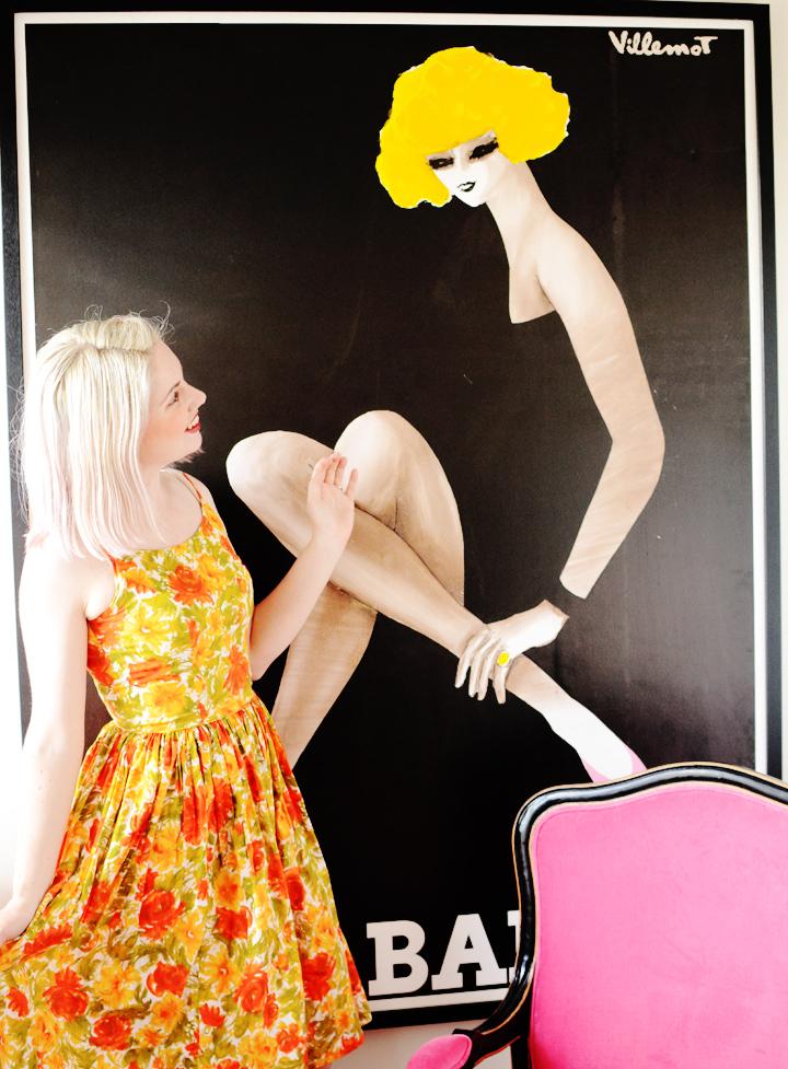bally blonde c