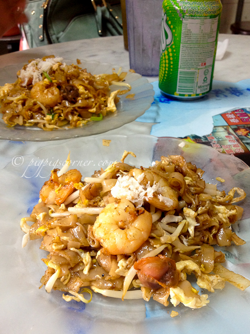 Sister's Char Kway Teow, McAlister Road-penang