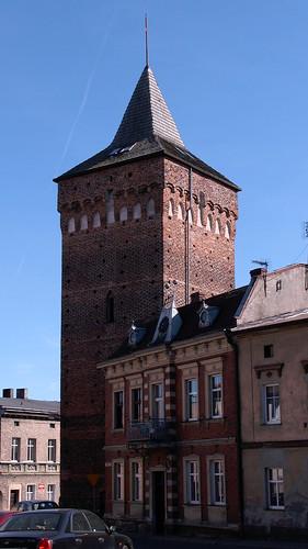 Wieża w Białej Prudnickiej