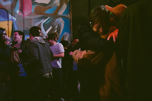The Goat, Cuates, Harsh Toke, The Budrows, & InZaine @ Unit B!