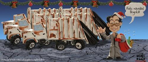 La navidad de Petro by alter eddie